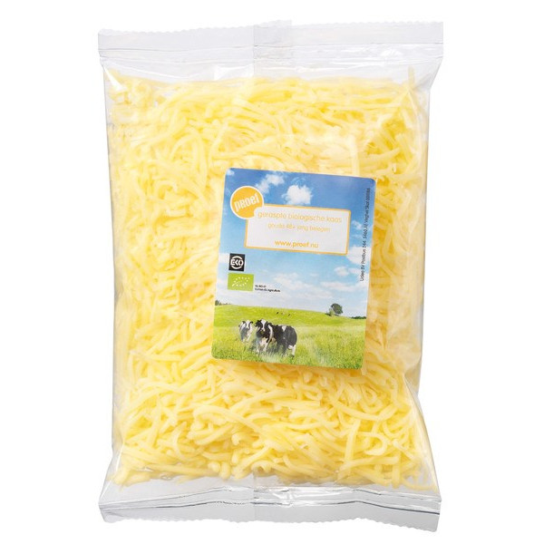 Cheese Mature Grated, Bio Organic, 150g [GF]