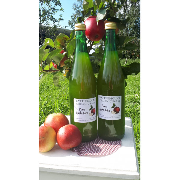 Apple Juice, Battlemount, 750ml [V] [GF] [PF]