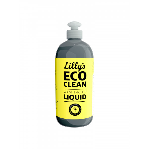 Washing Up Liquid, Lilly's Eco Clean, 500ml [V]