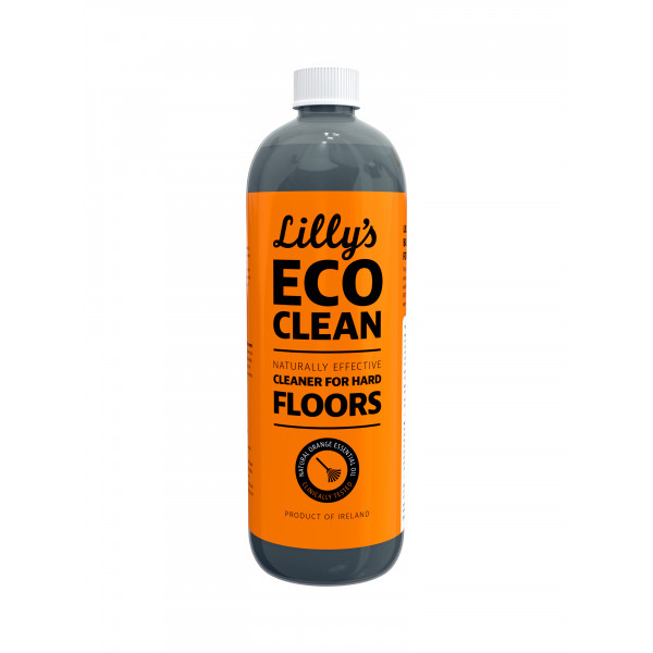 Floor Cleaner Orange, Lilly's Eco Clean, 750ml [V]