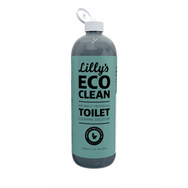 Toilet Cleaner Tea Tree, Lilly's Eco Clean, 750ml [V]
