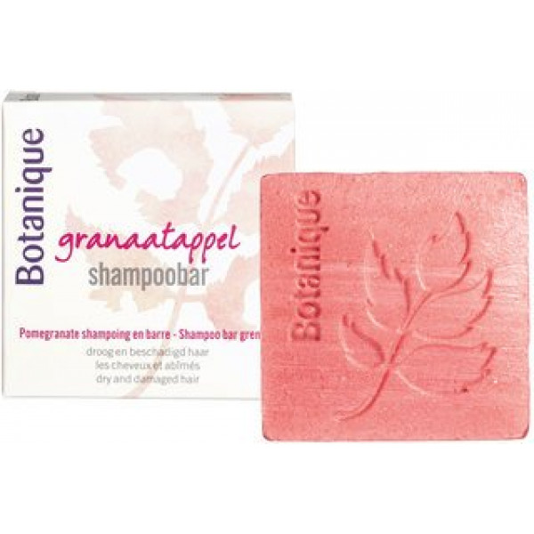 Shampoo Bar Pomegranate, Botanique, 100g [PF] [V] Vegan Products [V]