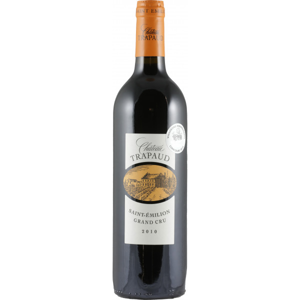 Wine Red, Chateau Trapaud, St. Emilion Grand Cru, France CHRISTMAS DELIVERED TO YOUR DOOR