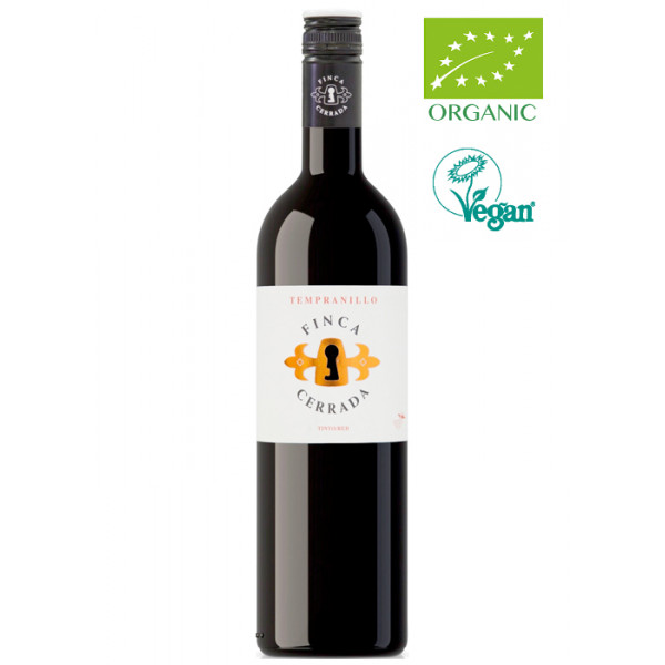 Wine Red, Finca Cerrada Tempranillo, Spain [V] [PF]
