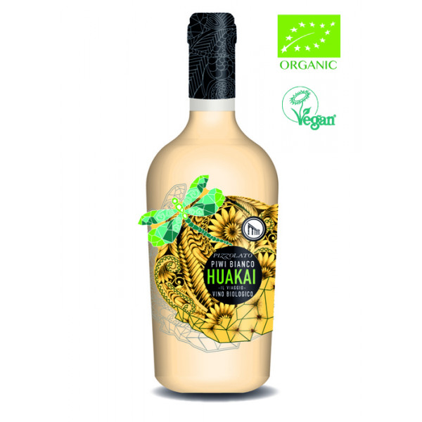 "Wine White, Piwi Bianco ""HuAKai"", Italy [V] CHRISTMAS DELIVERED TO YOUR DOOR"