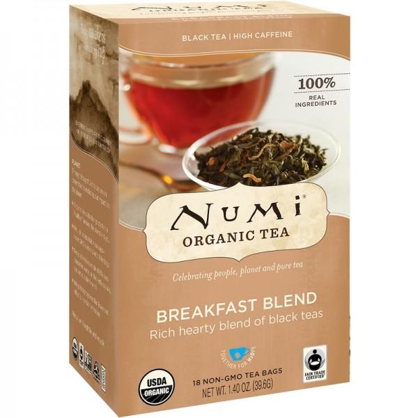 Organic Numi Breakfast Tea