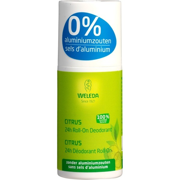 Deodorant Citrus, WELEDA, 50ml [V] Personal Care