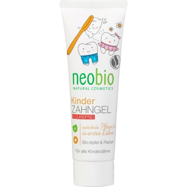 Toothpaste Kids, Neobio, Fluoride-Free