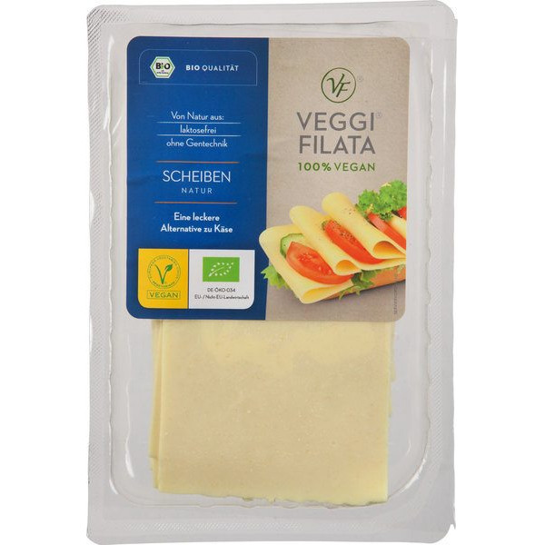 Organic Vegan Cheese Slices Classic