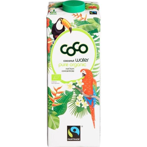 Organic Pure Coconut Water