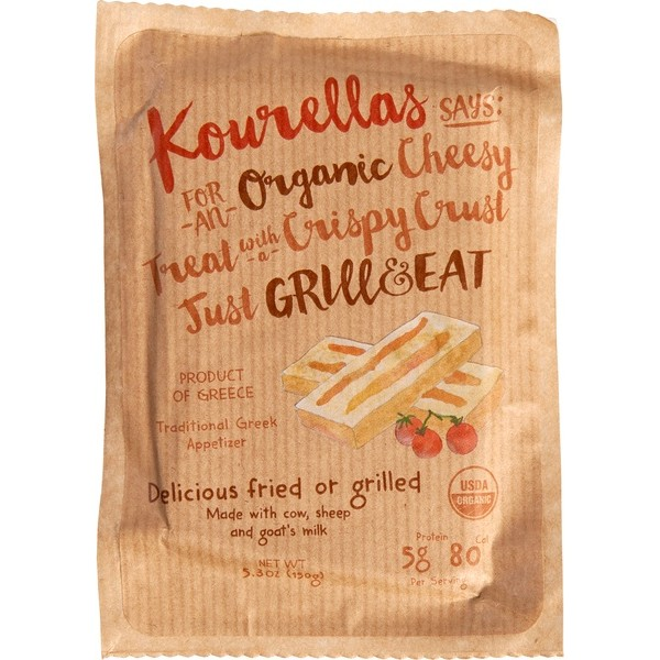 Organic Grill & Eat Cheese, 150g [GF]