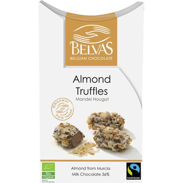Organic Almond Truffles
