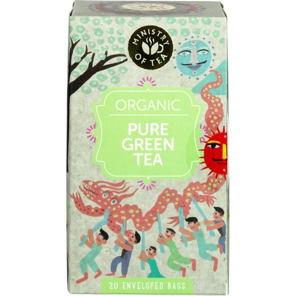 Organic Ministry of Tea, Pure Green