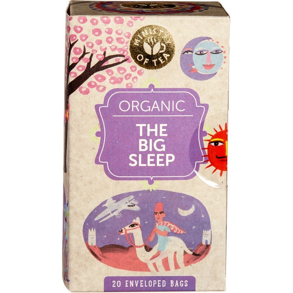 Organic Tea, The Big Sleep