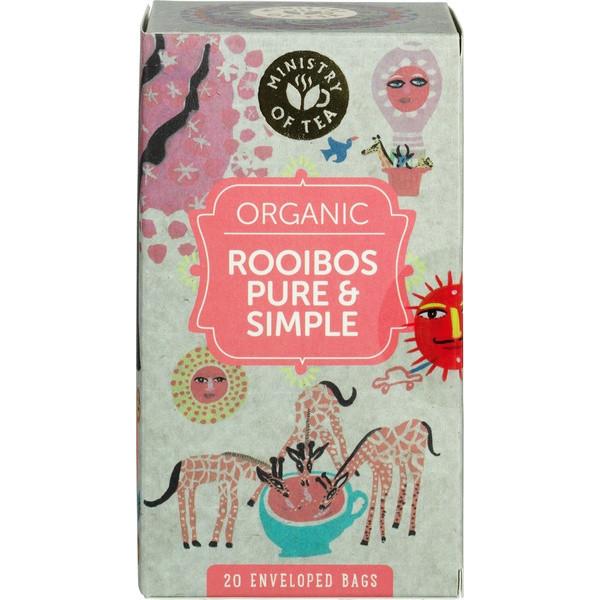 Organic Rooibos Pure & Simple