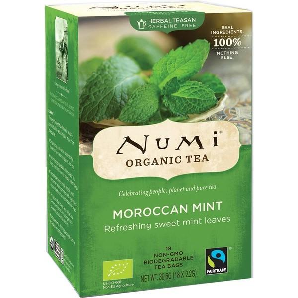Organic Numi Moroccan Mint