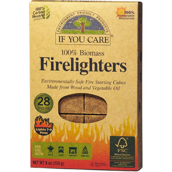Firelighters, 100% Biomass [PF]