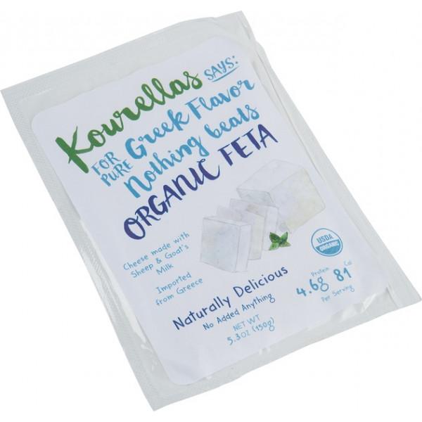 Organic Feta Cheese Greek