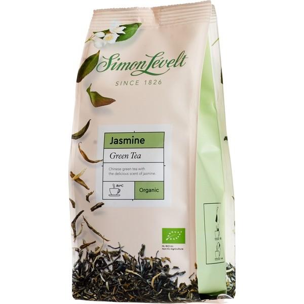 Loose Leaf Tea, Jasmine Green