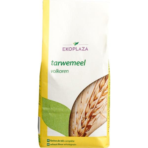 Flour Whole wheat, Ekoplaza, 1kg [PF]
