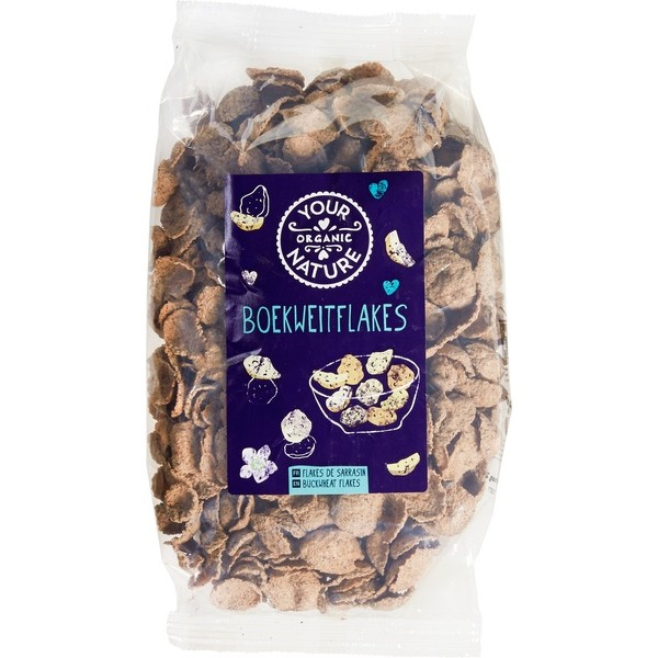 Buckwheat Flakes, 250g [PF]