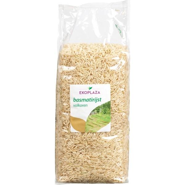 Basmati Rice Brown, Wholegrain, 1kg, BULK PACK [PF]