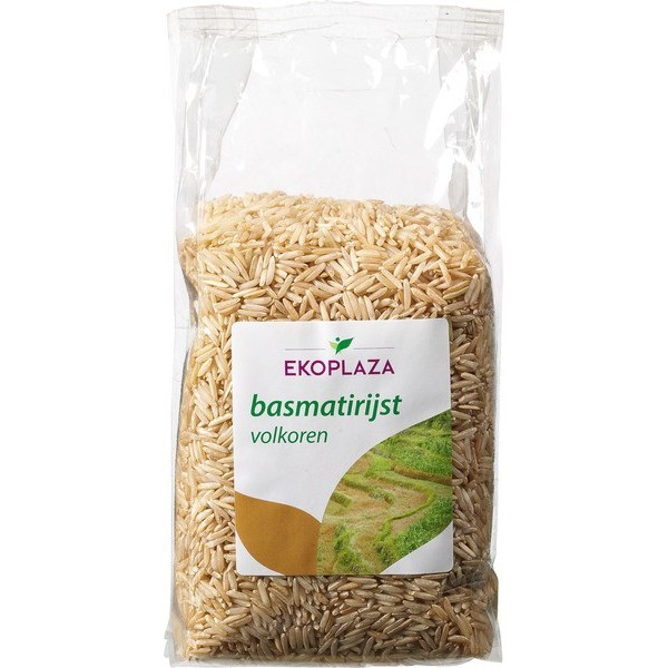 Basmati Rice Brown, Wholegrain, 500g [PF]