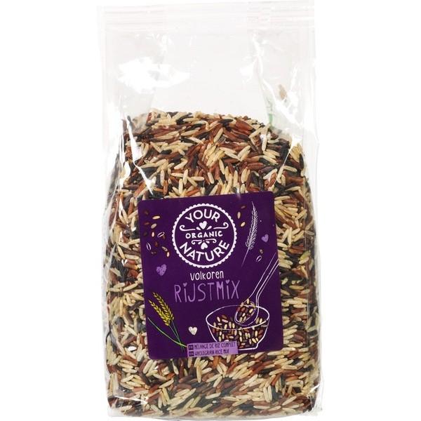 Wholegrain Mixed Rice, 500g [PF]