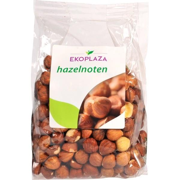 Organic Hazenuts