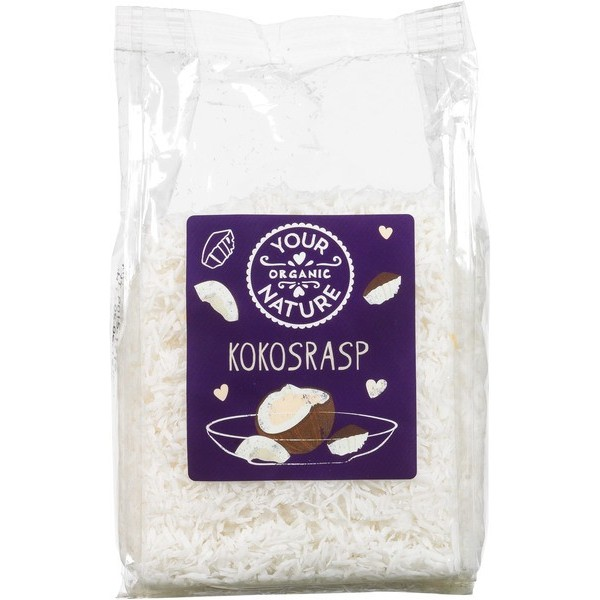Organic Desiccated Coconut