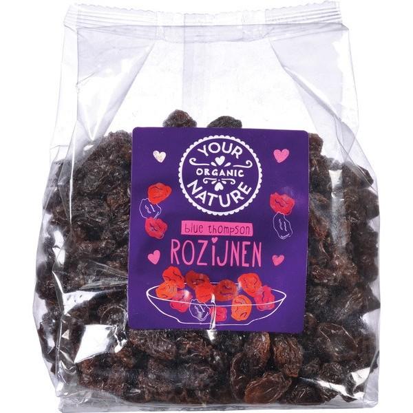 Organic Raisins, Your Organic Nature