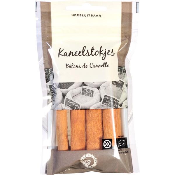 Sachet of Cinnamon Sticks, 4pc