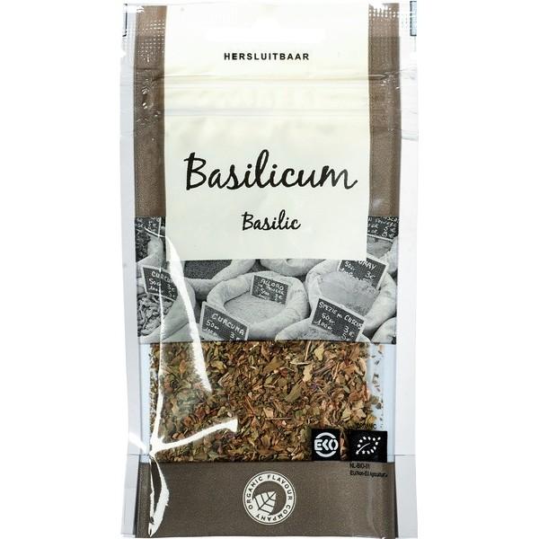 Organic Sachet of Basil