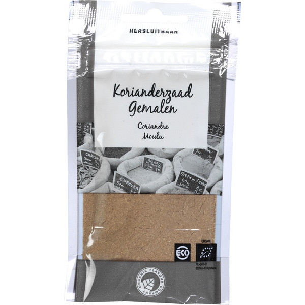 Sachet of Ground Coriander, 22g