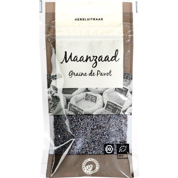 Organic Sachet of Poppy Seeds