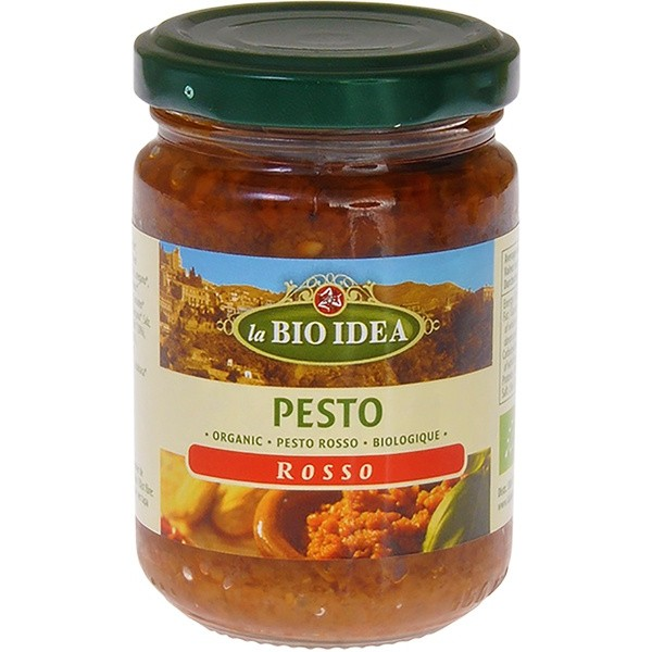 Organic Pesto Rosso