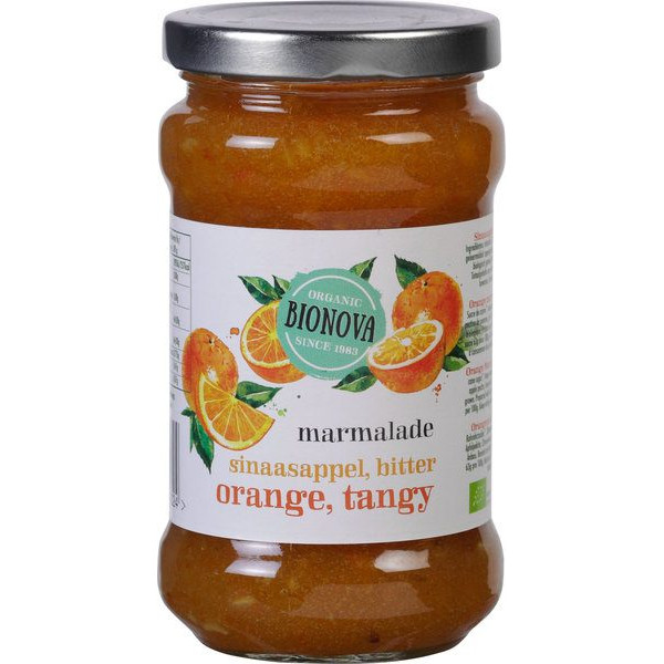 Organic Orange Marmelade