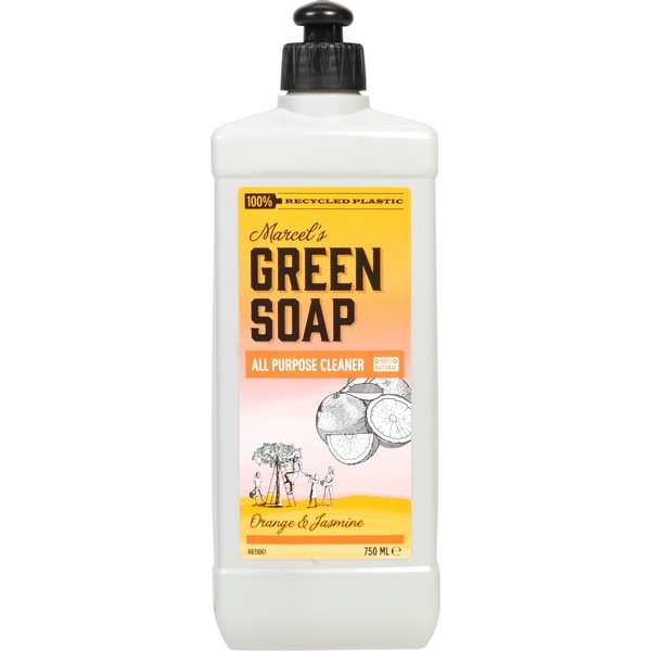 Marcel's Green Soap, All Purpose Cleaner