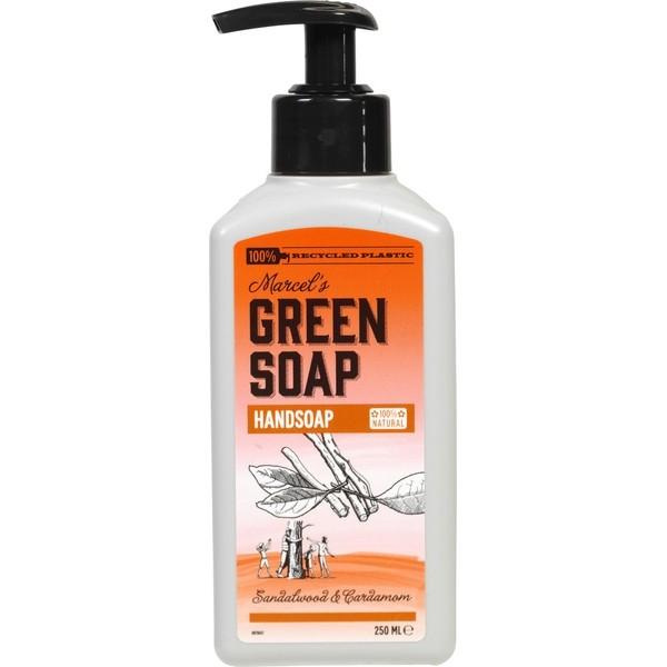 Marcel's Green Soap, Liquid Hand Soap