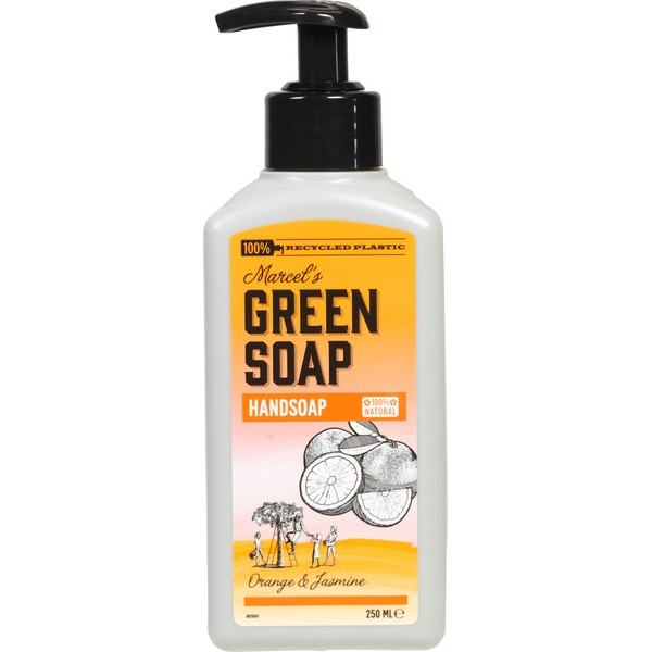 Marcel's Green Soap, Liquid Hand Soap