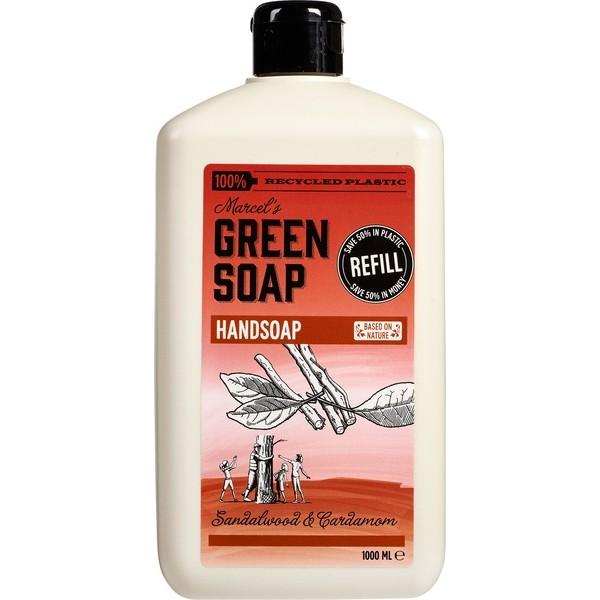 Marcel's Green Soap, Refill Hand Soap