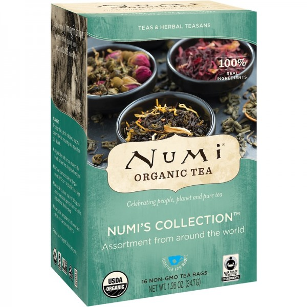 Organic Numi Collection
