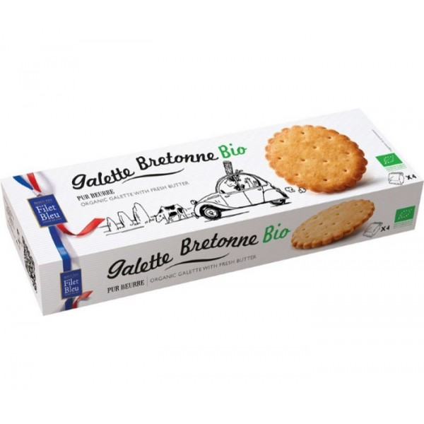 Butter Galette Biscuits, 130g