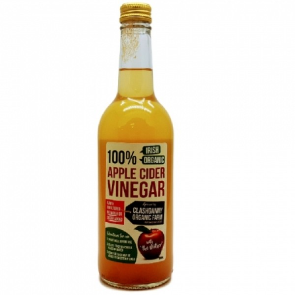 Apple Cider Vinegar, Raw, IRISH, 500ml
