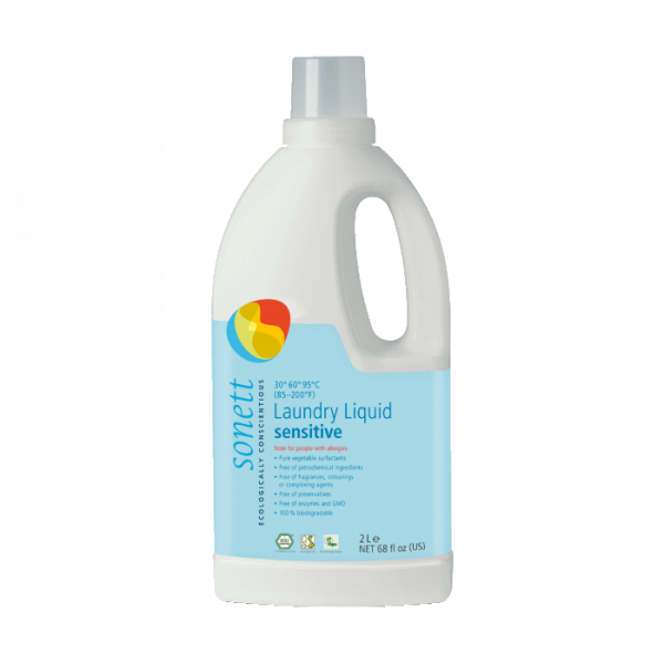Sonett Laundry Liquid Sensitive, 2L