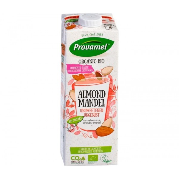 Organic Almond Drink Unsweetened