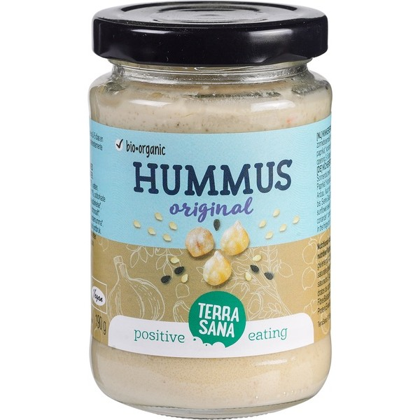 Organic Jar of Hummus