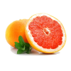 Grapefruit Red, 2pc