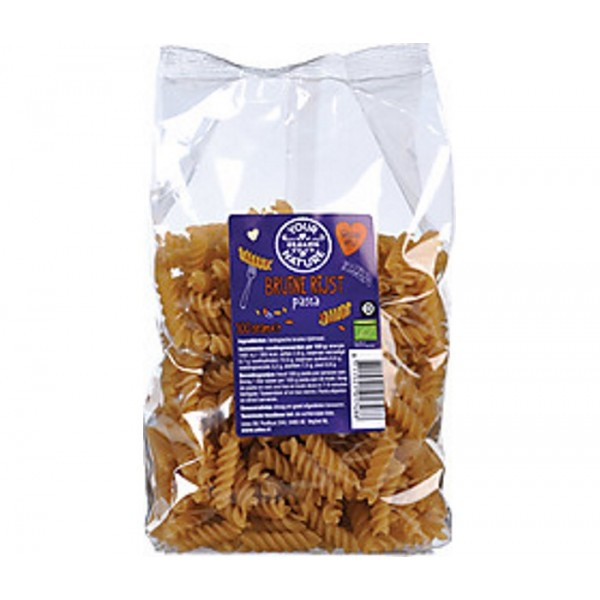 Pasta Brown Rice, 500g [GF]