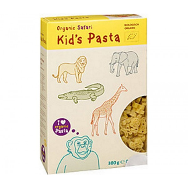 Organic Kids Safari Pasta